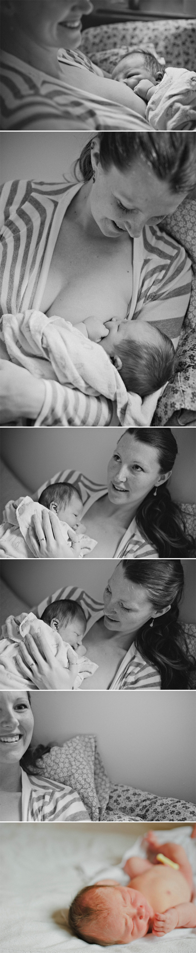 vancouver island birth story newborn photographer