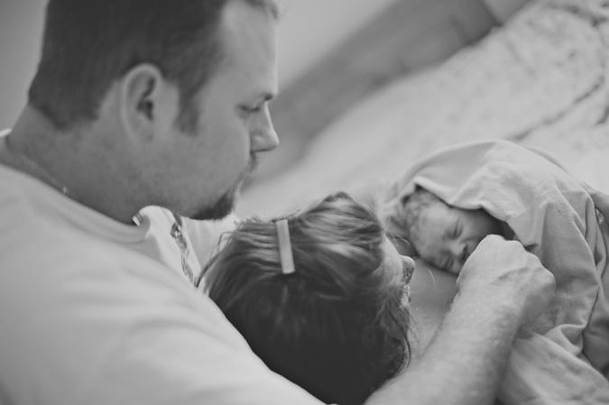 vancouver island home birth newborn photography