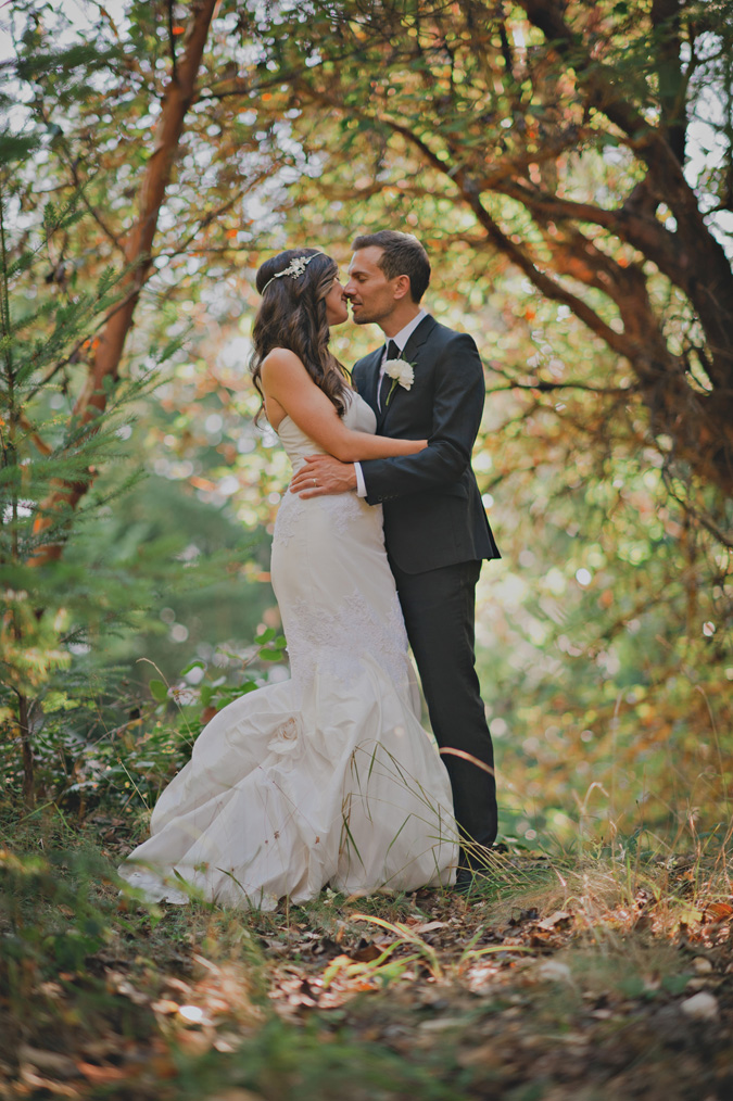 galiano wedding at bodega ridge resort