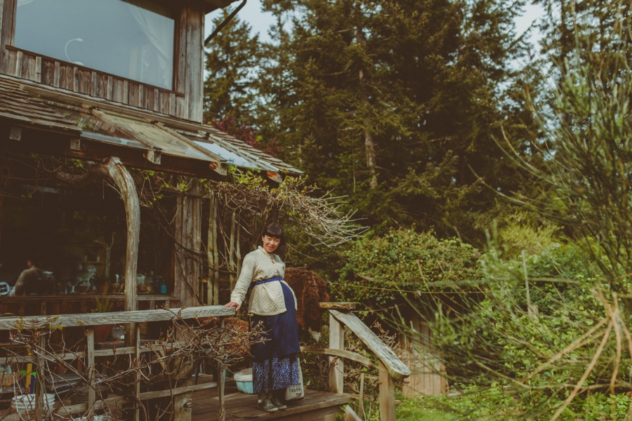 hornby island lifestyle maternity