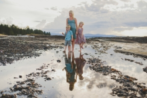 hornby island lifestyle family photographer