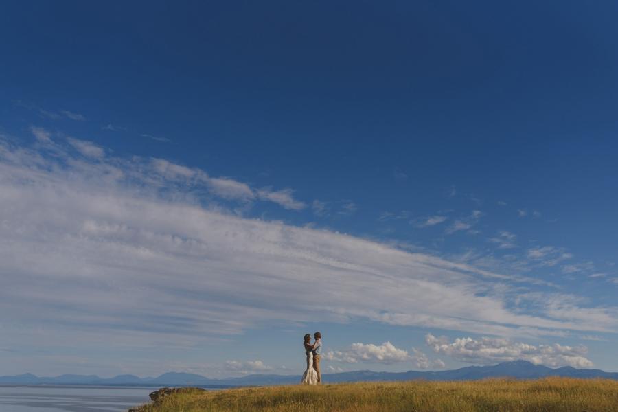 hornby island elopement