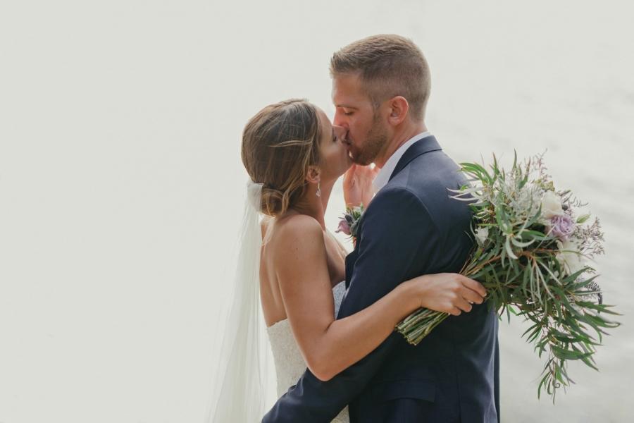 gulf island wedding