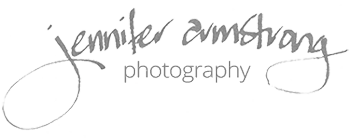 jennifer armstrong photography logo