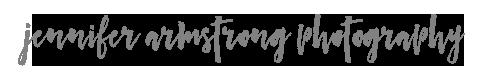 jennifer armstrong photography logo